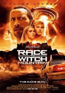 Cuộc Đua Đến Núi Phù Thủy - Race To Witch Mountain