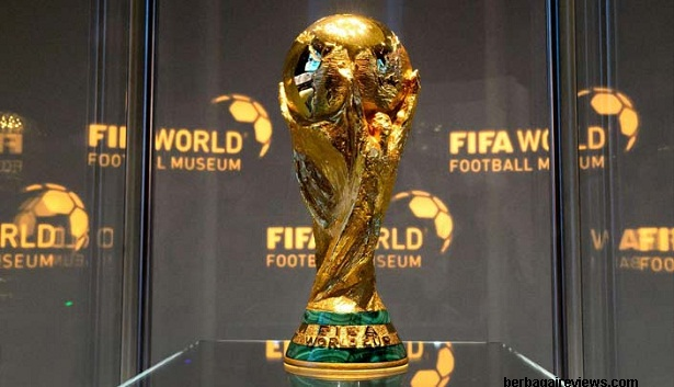 Piala Dunia (World Cup) FIFA - berbagaireviews.com