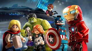 Lego Marvels Avengers PS3 Game
