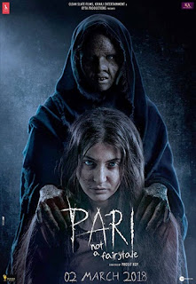 Pari 2018 Hindi Pre-DvDRip New Source x264 700MB