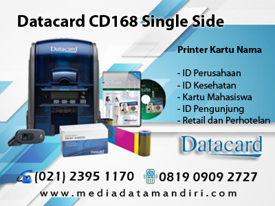 Printer ID Card Datacard