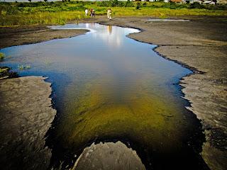 Kumpulan Informasi danau unik dan menarik di dunia, Danau Pitch Afrika