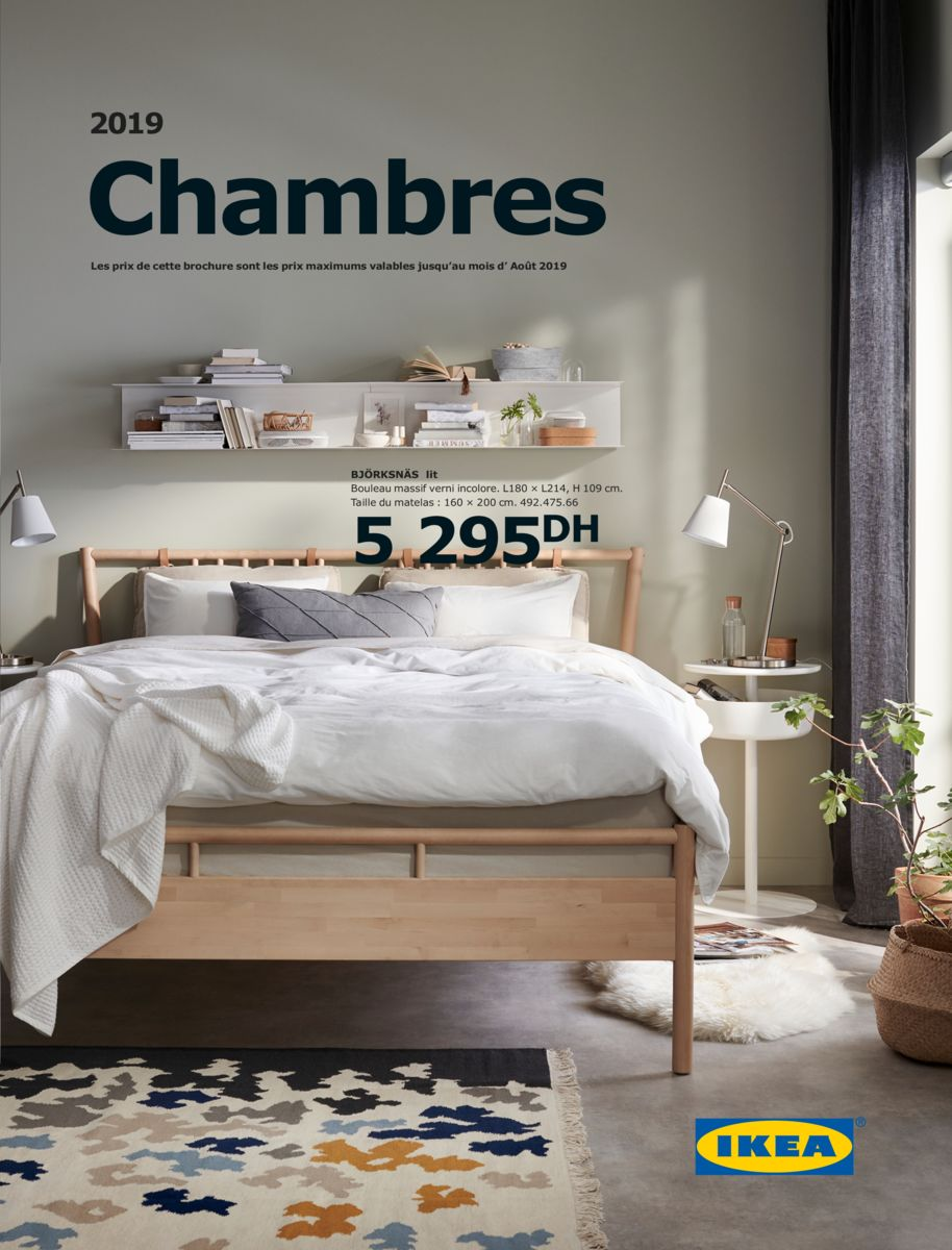 Catalogue IKEA Maroc Chambres à Coucher 2019   LeCatalogue ...