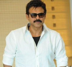 Venkatesh in yet another remake!