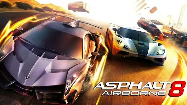 Asphalt 8: Airborne v4.2.0l + Money APK