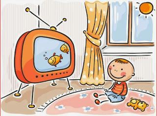 Film kartun di televisi, kartun anak anak