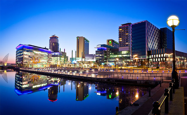 Mediacity UK Manchester