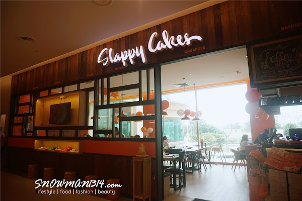 Customized Pancake at Slappy Cakes @ Sunway Pyramid