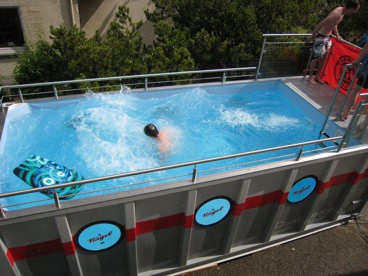 casas contenedores piscinas construidas con contenedores marinos. Black Bedroom Furniture Sets. Home Design Ideas