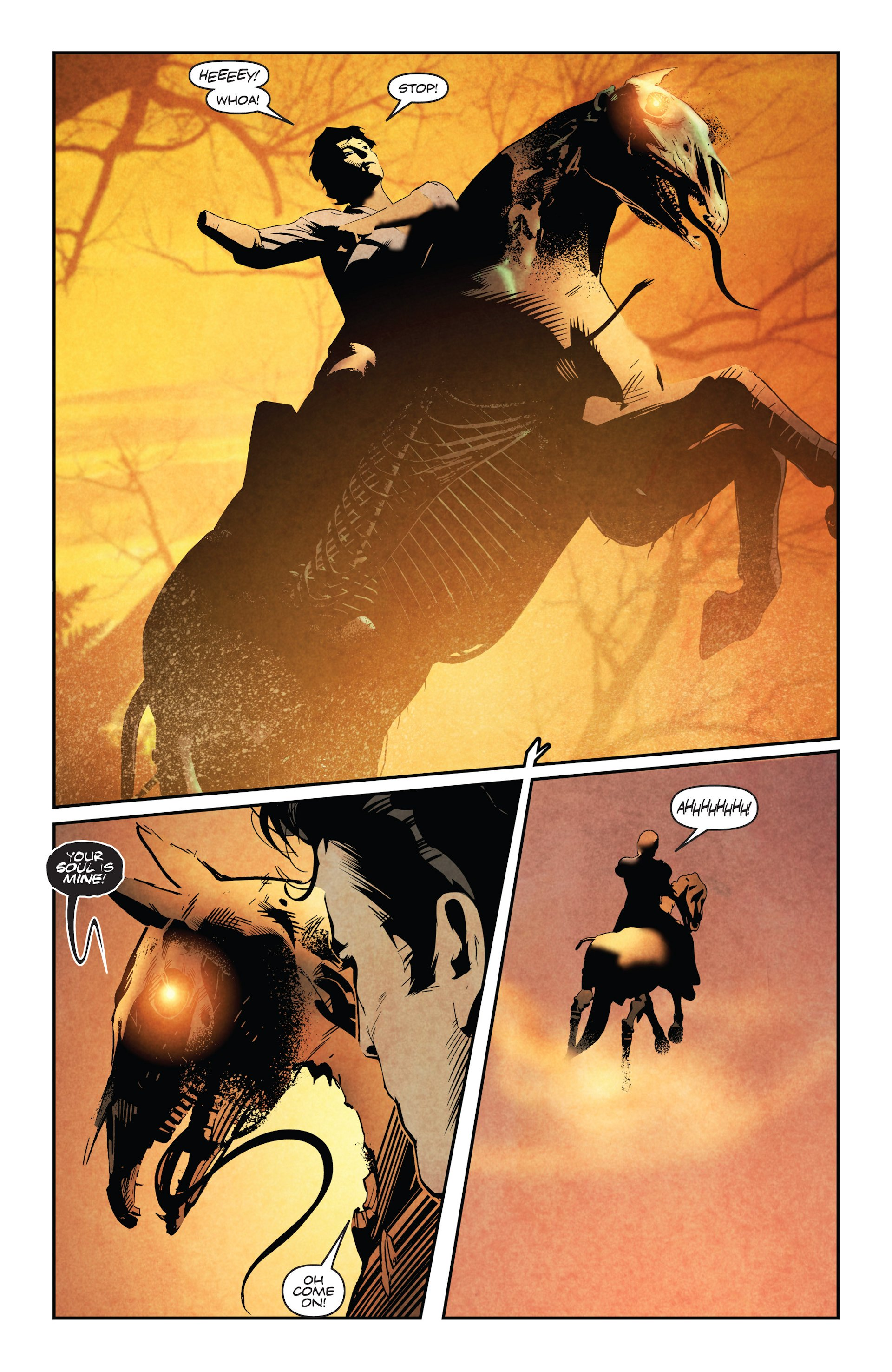 Read online Ash and the Army of Darkness comic -  Issue #4 - 9