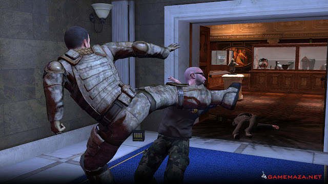 Alpha Protocol Gameplay Screenshot 2