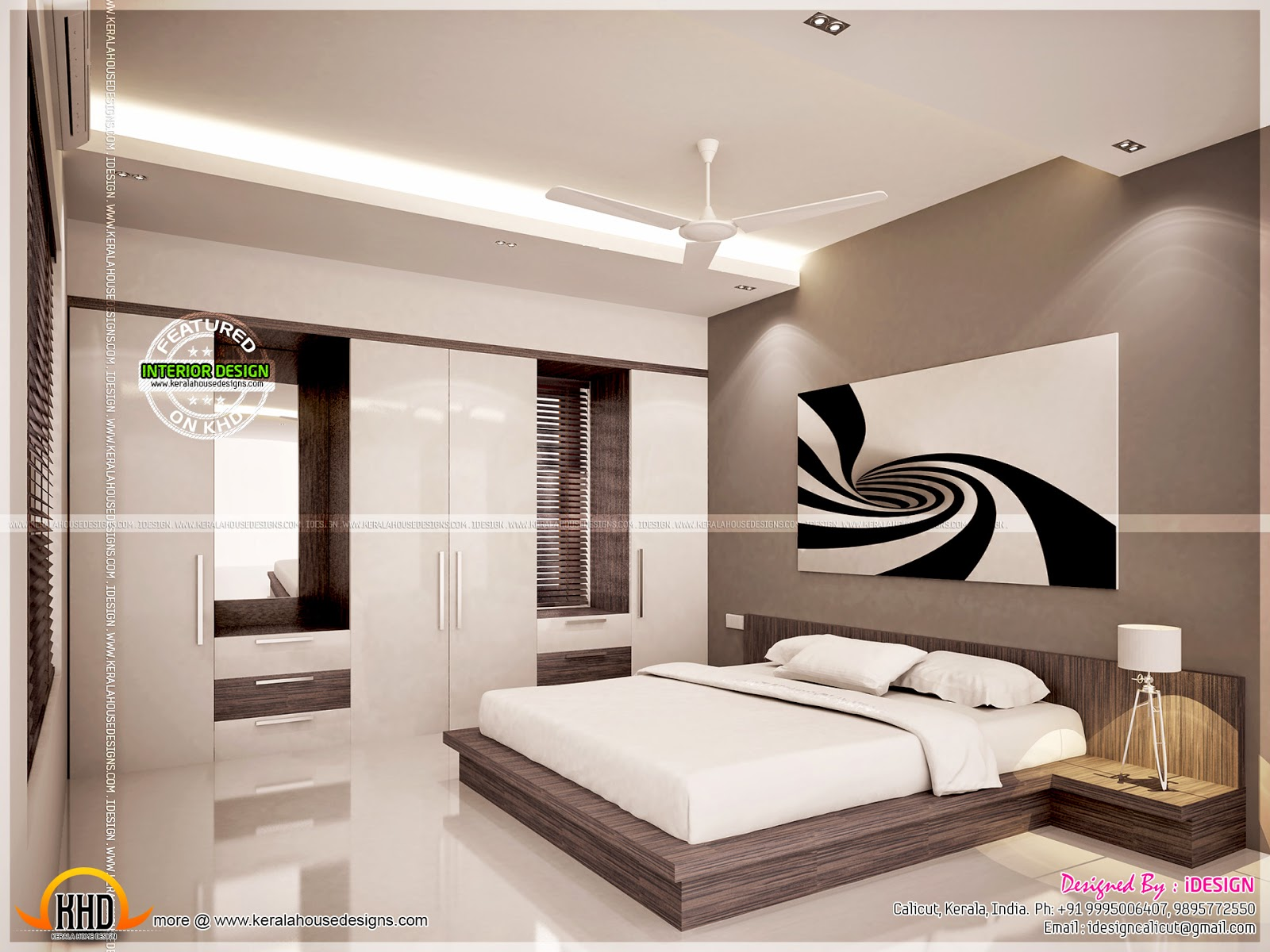 Www.home Design Kitchen Master Bedroom Living Interiors Kerala Home