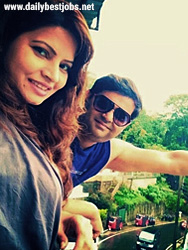 Megha Dhade Husband Name