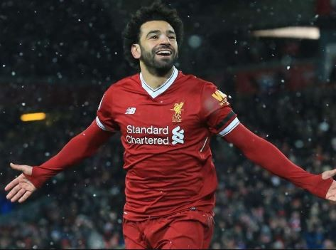 Liverpool's Mohamed Salah breaks English Premier League goal scoring record as he emerges Player of the Year