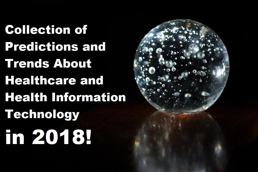 The Healthcare Data Technology Services Blog November 2017