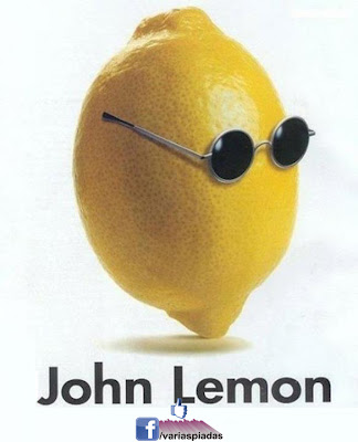John Lemon. Fotos para Facebook.