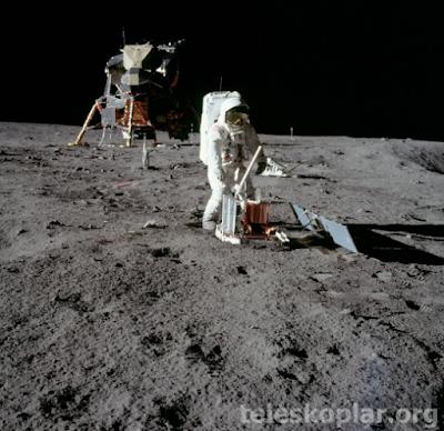 Astronot fotosu