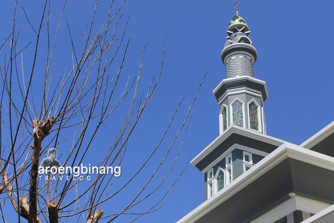 masjid kyai telingsing sunggingan kudus