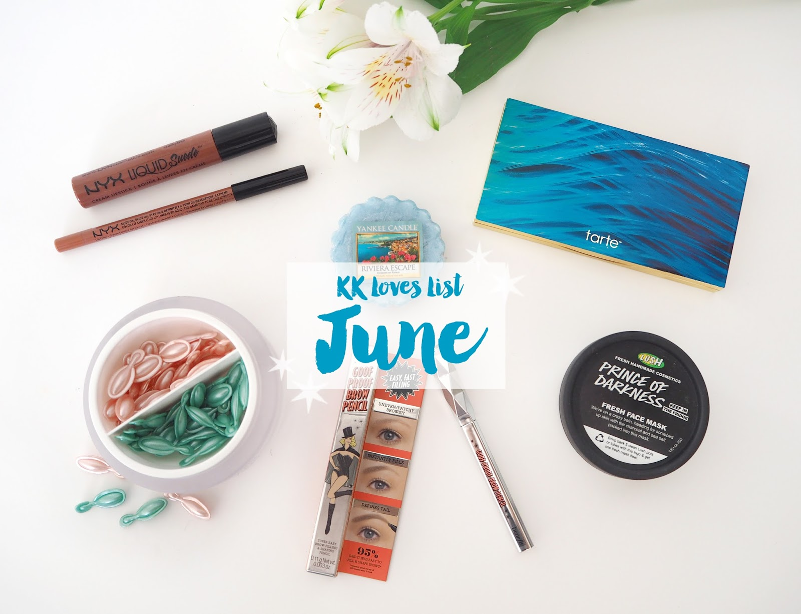 Loves List: June | Katie Kirk Loves
