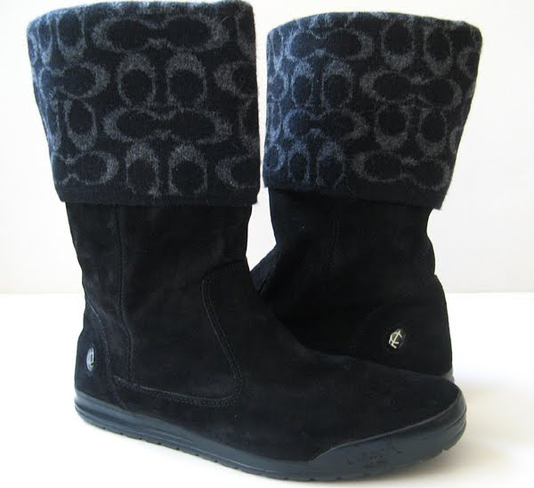 Coach Boots Ugg Boots Coach Chloe Boots Womens Size 9 95 10