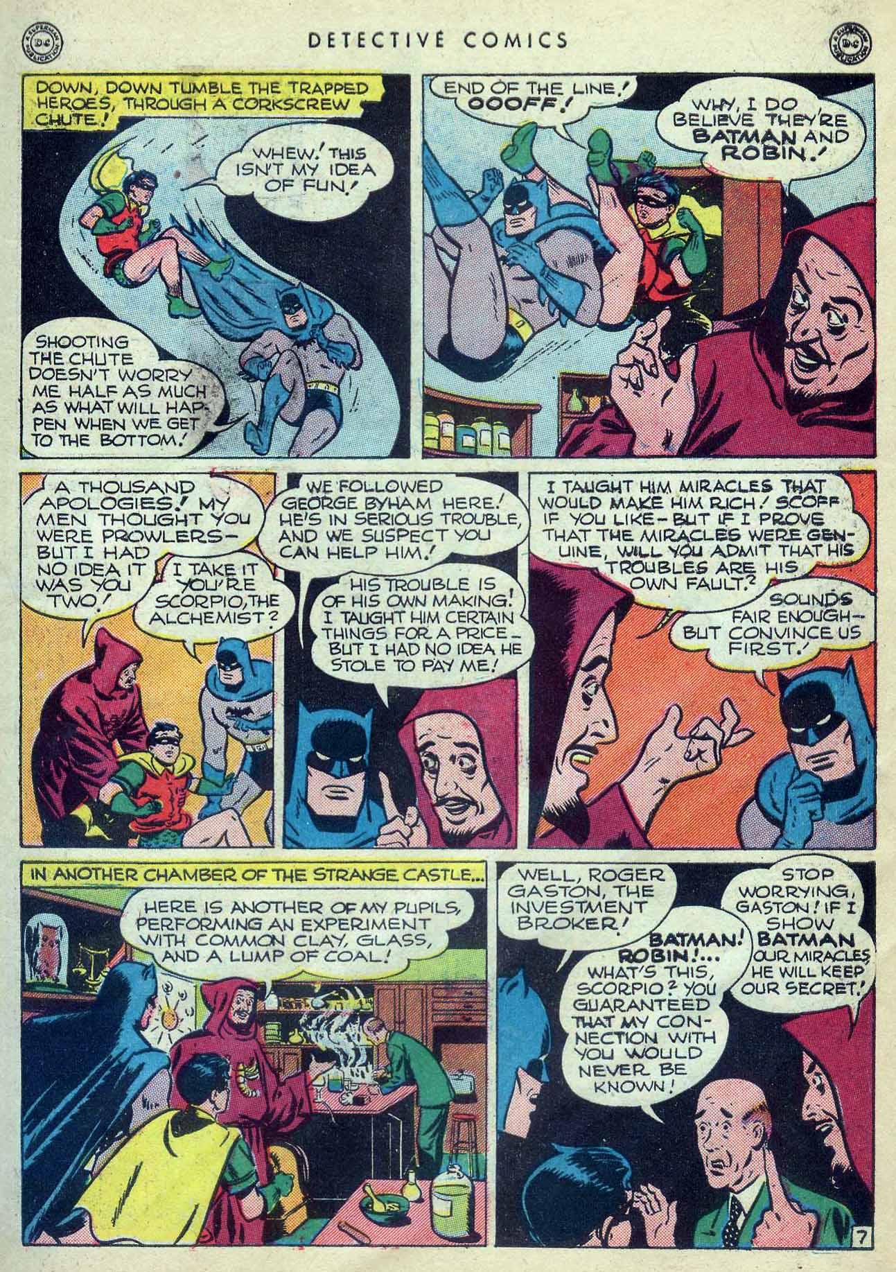 Detective Comics (1937) 107 Page 8
