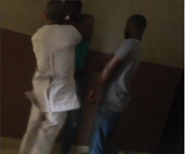 How a UNIZIK student was beaten by his girlfriend's angry father