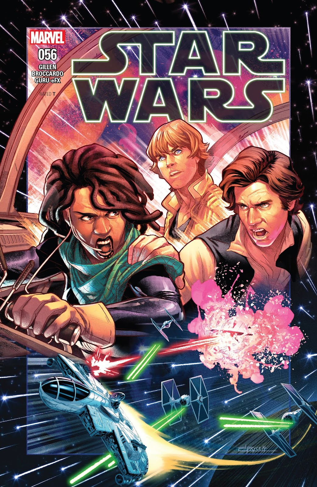 Star Wars (2015) issue 56 - Page 1