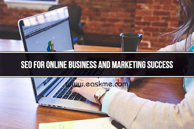 SEO for Online Business and Marketing Success: eAskme