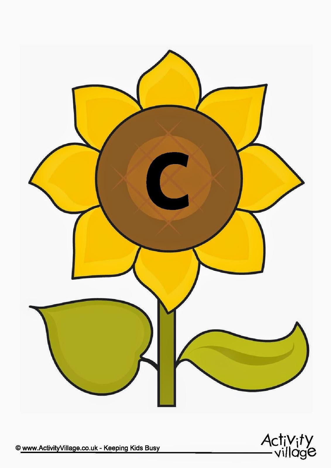 cartazes educativos alfabeto de primavera coloridos para imprimir