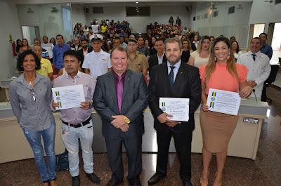 Assembleia realiza Sessão Solene para homenagear trabalhadores da Unidade Fluvial Walter Bártolo