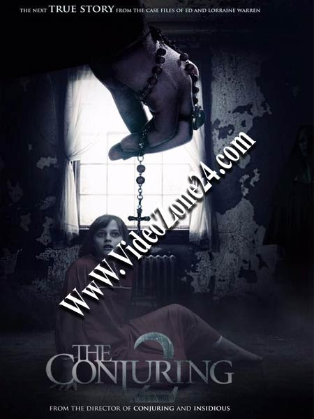 The Conjuring 2 2016 HINDI DUBBED x264 BluRay 480p 390MB Poster