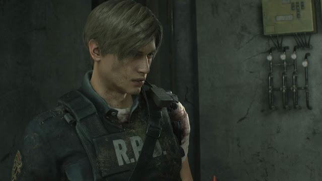 تسريب عدد رهيب من الصور للعبة Resident Evil 2 و نظرة على شخصيات لأول مرة ، شاهد من هنا ..