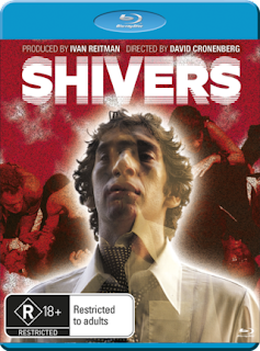 Shivers: Blu Ray Review