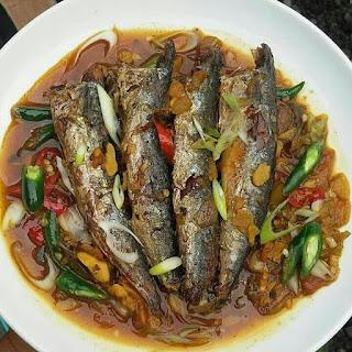Ide Resep Masak Ikan Keranjang / Ikan Pindang Kecap Lombok Ijo