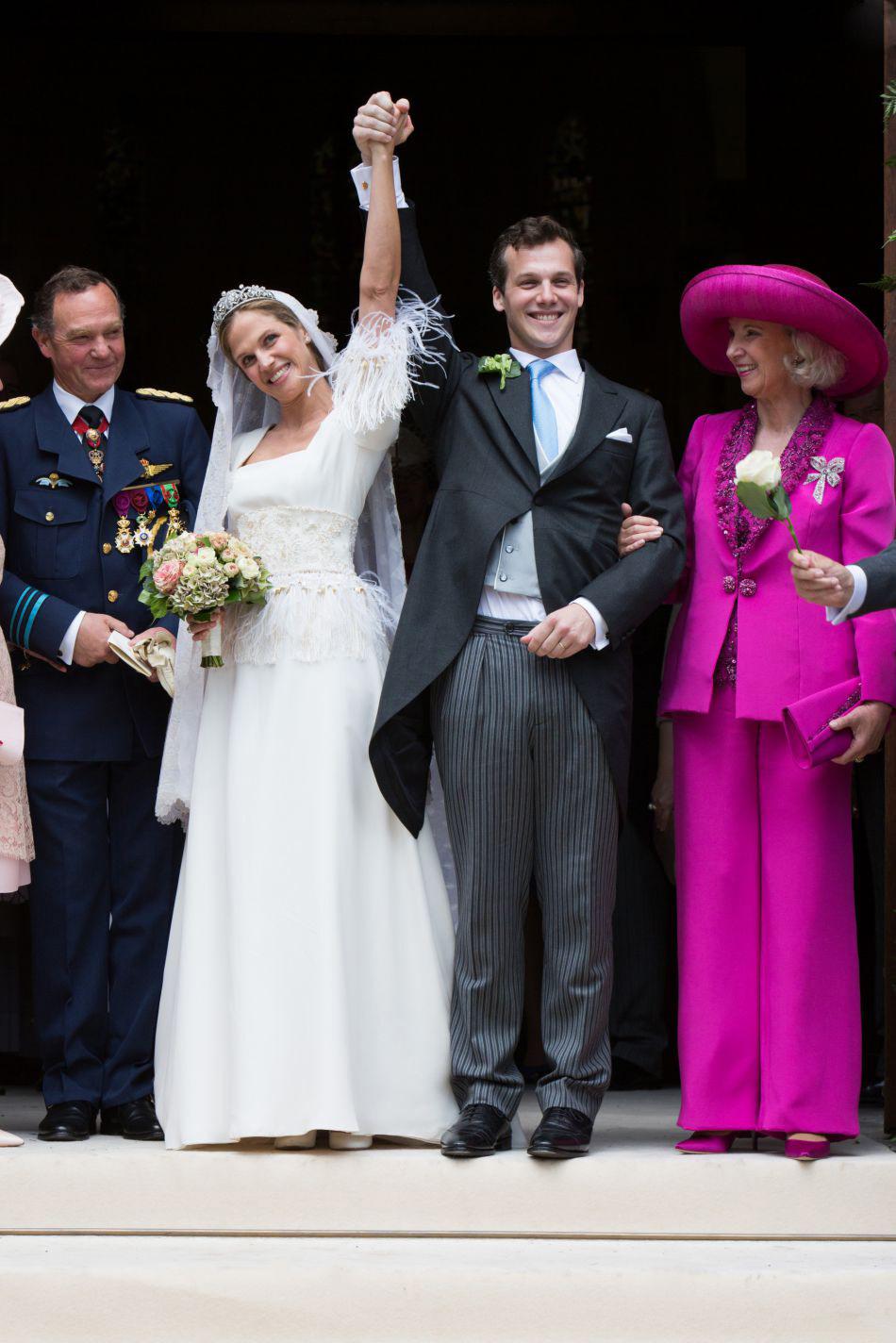 royal family around the world princess alix of ligne weds. Black Bedroom Furniture Sets. Home Design Ideas