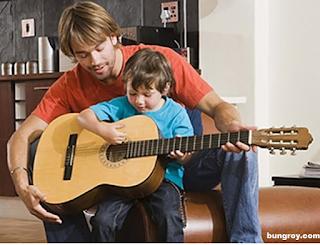 Tips Cepat Belajar Main Gitar 1