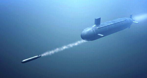 Penembakan torpedo