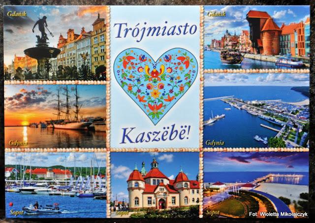 Pamiątki z Trójmiasta- magnesy i pocztówki, czyli to co lubię najbardziej!