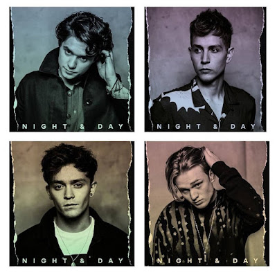 The Vamps claim their first Number 1 on UK's Albums Chart with 'Night & Day'