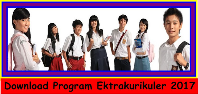 Download Program Ektrakurikuler 2017