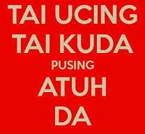 Pantun Lucu Bahasa Sunda