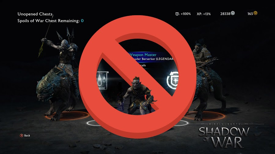 middle earth shadow of wars war crates removed