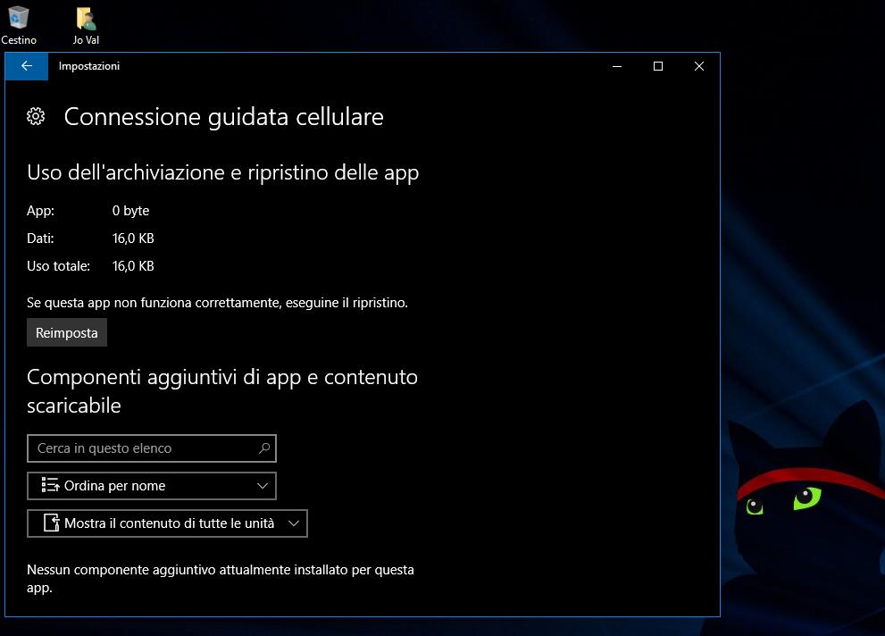 Come ripristinare le App in Windows 10 Jo Val