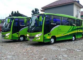 Rental Bus Medium Jakarta Pusat