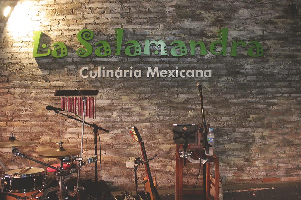 restaurante mexicano la salamandra