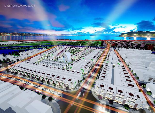 dự án Green City - đất nền nam Đà Nẵng