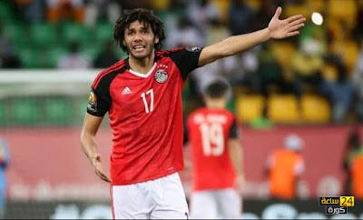 موعد مباراة مصر و بلجيكا و القناة الناقلة مجانا