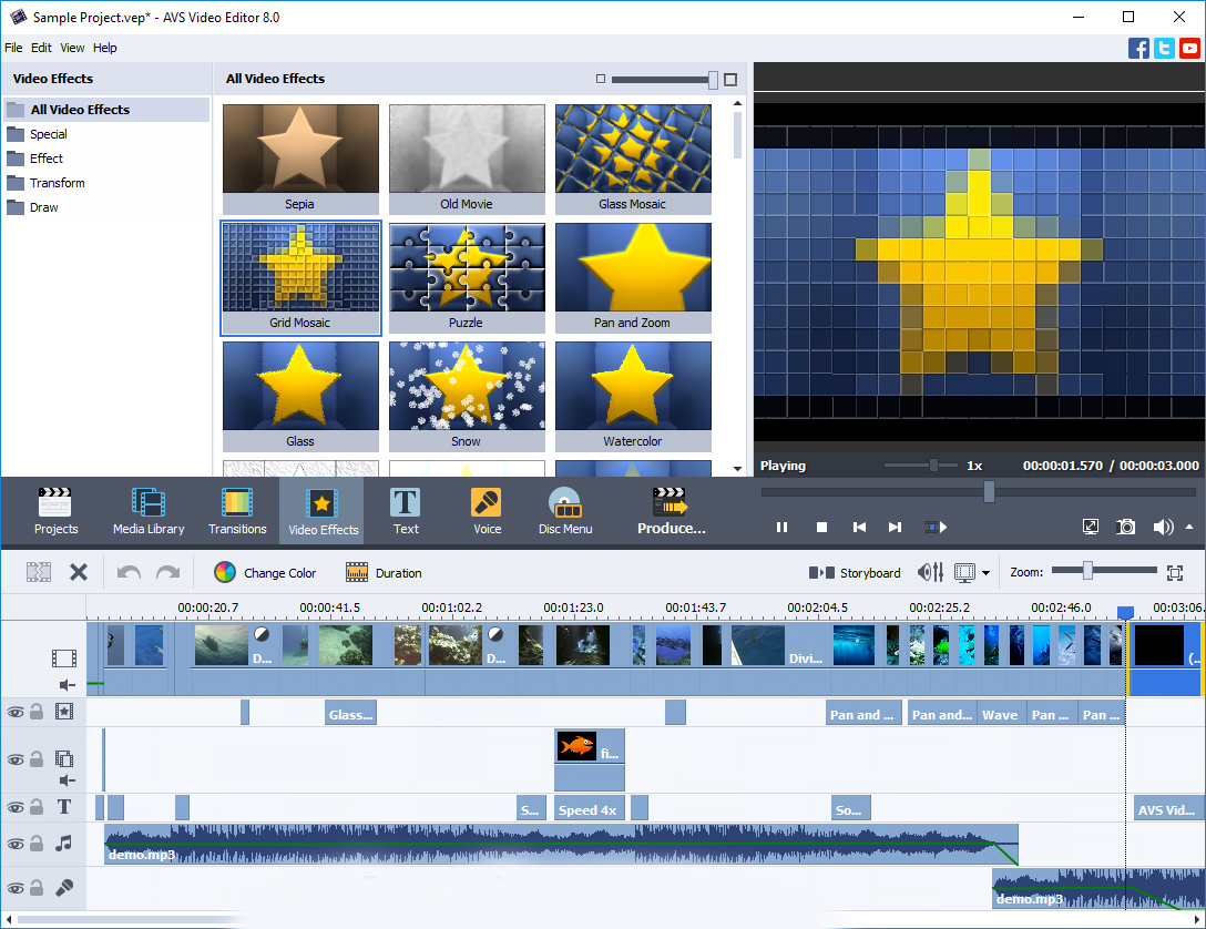 free crack avs video editor 8.0