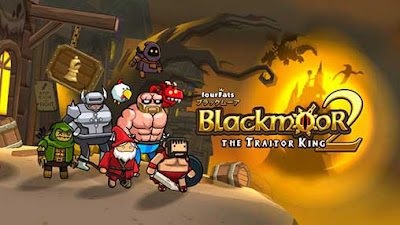 Blackmoor 2: The Traitor King Apk + Mod Money Android Offline