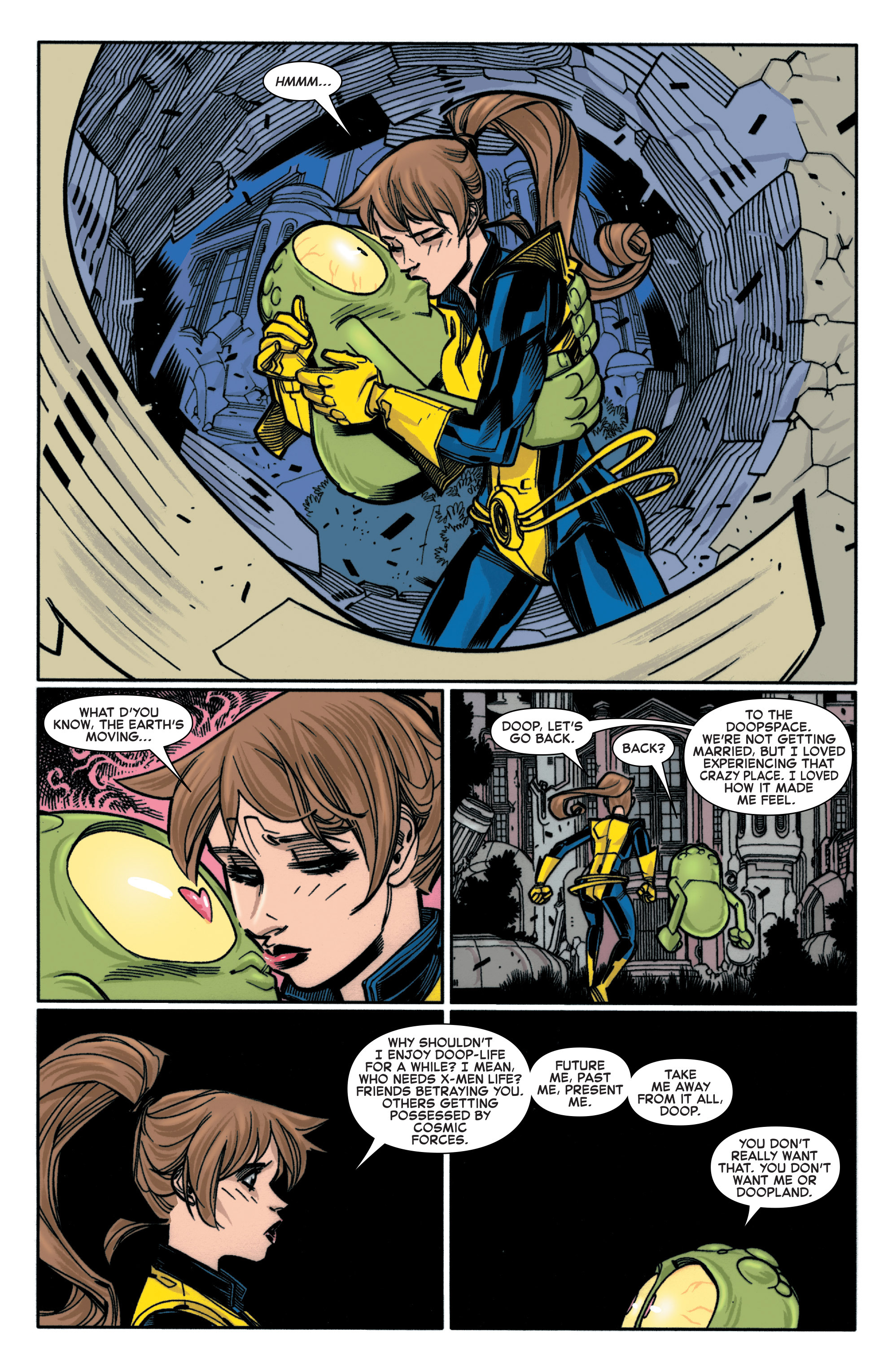 Read online All-New Doop comic -  Issue #5 - 18